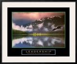 Leadership: Eagle Prints