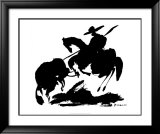 Bullfight I Prints by Pablo Picasso