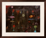 Fish Magic Art by Paul Klee