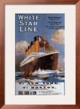 White Star Line Art