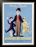 La Revue de Charlot Prints by Leo Kouper