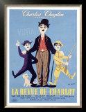 La Revue de Charlot Prints by Leo Kouper