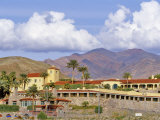 Furnace Creek Inn, Death Valley National Park, California, USA Photographic Print by Chuck Haney