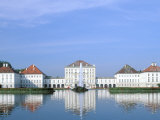 Nymphenburg Castle, Munich, Germany Photographic Print by Walter Bibikow