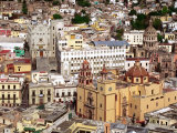 Basilica de Nuestra Senora de Guanajuato, Guadalajara, Mexico Photographic Print by Charles Sleicher