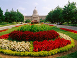 State Capitol Building, Frankfort, United States of America Photographic Print by Richard I'Anson