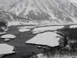 Snowy Kamchatka in Russia Photographic Print by Michael Brown