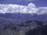 Aconcagua Landscape, Argentina Photographic Print by Michael Brown