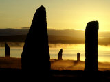 Ring of Brodgar at Dawn, Scotland Photographic Print by Iain Sarjeant