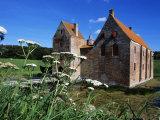 Spottrup Slot Castle Near Rodding, Denmark Photographic Print by Holger Leue