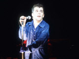 Ian Dury in Concert, September 1979 Photographic Print