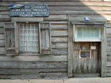 Oldest Wooden School House in America, St. Augustine, Florida, USA Photographic Print by Maresa Pryor