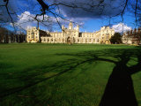 Historic St. John's College, Cambridge, United Kingdom Photographic Print by Anders Blomqvist