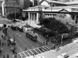 New York Public Library Photographic Print