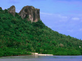 Sokehs Ridge, Micronesia Photographic Print by John Elk III
