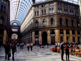 Galleria Umberto I, Naples, Italy Photographic Print by Jean-Bernard Carillet