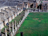Pompei Archeological Site, Naples, Italy Photographic Print by Jean-Bernard Carillet