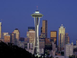 Seattle Skyline, Washington, USA Photographic Print by Jamie & Judy Wild