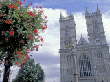 Westminster Abbey, London, England Photographic Print by Nik Wheeler