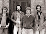 The Who, Kenny Jones, John Entwhistle, Roger Daltry and Pete Townshend, August 1979 Lámina fotográfica