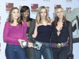 All Saints at the MTV Music Awards in Stockholm, Sweden, November 2000 Photographic Print