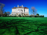 The Breakers' Mansion, Ruggles Avenue, Newport, United States of America Photographic Print by Paul Kennedy