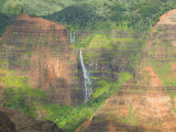 Waimea Canyon, Kauai, Hawaii, USA Photographic Print by Terry Eggers