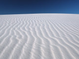 White Sands, New Mexico, USA Fotodruck von Dee Ann Pederson