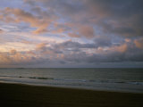 A Cloudy Sunset in San Juan, Puerto Rico Photographic Print by Taylor S. Kennedy