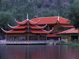 Shangri La Lodge, Pakistan Photographic Print by Gavriel Jecan