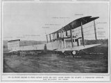 Captain Alcock and Lieutenant Brown Made the Successful First Crossing of the Atlantic by Air Photographic Print