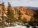 A View into the Bryce Canyon Amphitheater, Bryce Canyon National Park, Utah Photographic Print by Taylor S. Kennedy