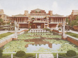 The Imperial Hotel Tokyo Lámina fotográfica