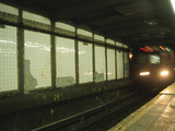 Slow Motion Subway Photographic Print