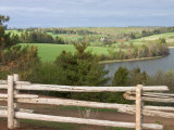 Countryside near New Glascow, Prince Edward Island, Canada Photographic Print by Julie Eggers