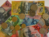 Australian Money Photographic Print by David Wall
