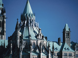 Library of Parliament - Ottawa, Ontario, Canada Photographic Print