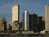 World Trade Center Buildings in New York Photographie