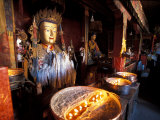 Jokhang, Lhasa, Tibet Photographic Print by Vassi Koutsaftis