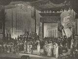Aida Act II Scene 3 Photographic Print
