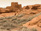 Three Story Hopi Ruins Photographic Print by Charles Kogod
