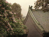 Classical Chinese Architecture at the Shaolin Temple Photographic Print by  xPacifica