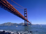 Golden Gate Bridge, San Francisco, CA Photographic Print by Robert Houser