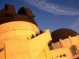 Griffith Observatory & Planetarium, Los Angeles, USA Photographic Print by Rick Gerharter
