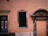Baroque Facade with Stonework,Verona, Veneto, Italy Photographic Print by Jeffrey Becom