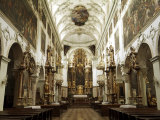 St. Peter's Church Salzburg Austria Photographic Print