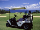 Kapalua Plantation Course, USA Photographic Print