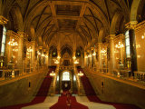Parliament Building, Budapest, Hungary Photographic Print