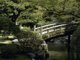 Imperial Palace, Gardens, Tokyo, Japan Photographic Print