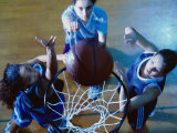 Women&#39;s Basketball Photographic Print
